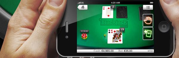 handy blackjack